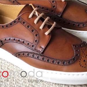 ¡Calzado caballero, Sneaker!